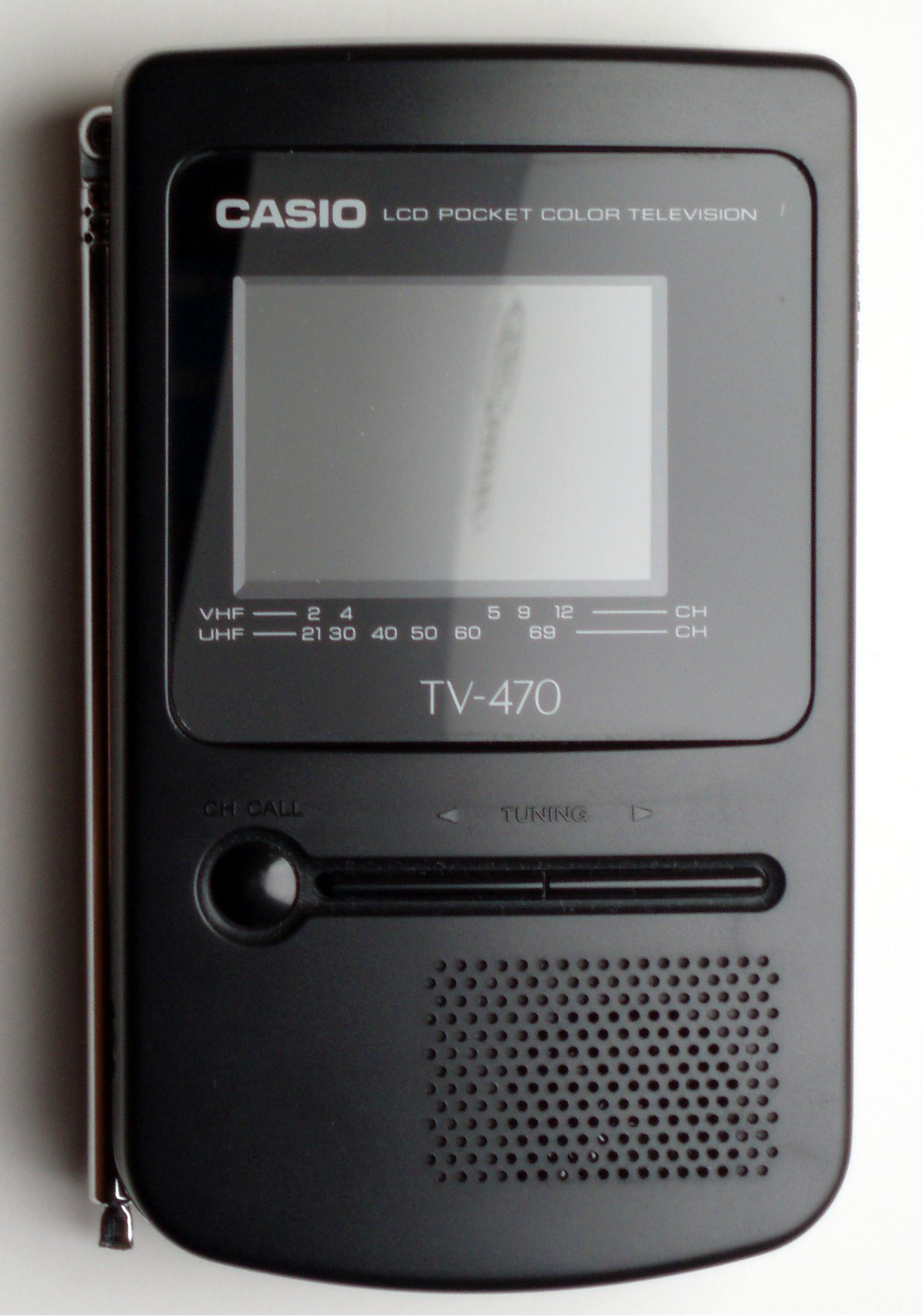Casio Tv 470