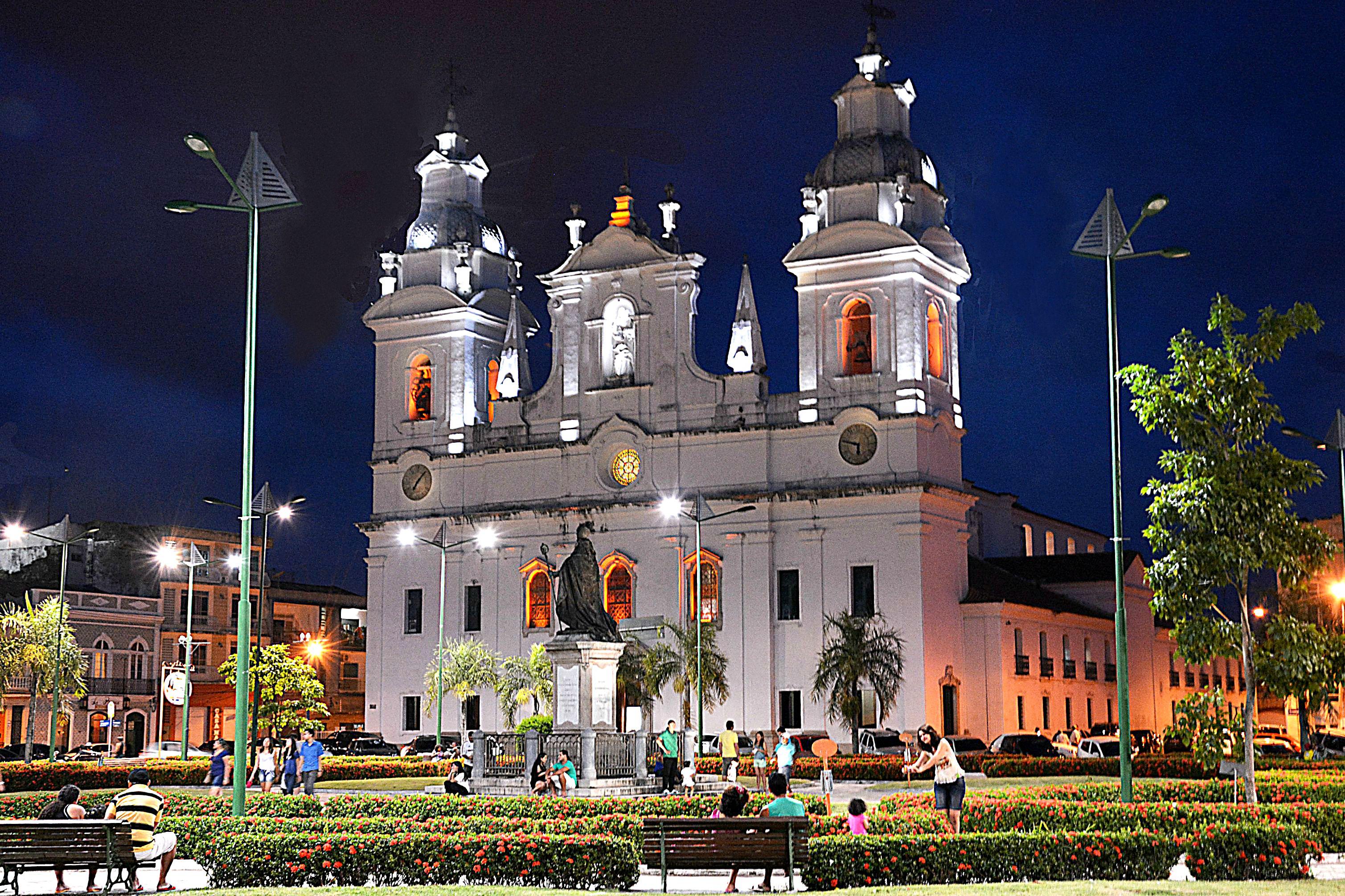 Resultado de imagem para Catedral Metropolitana de Belém