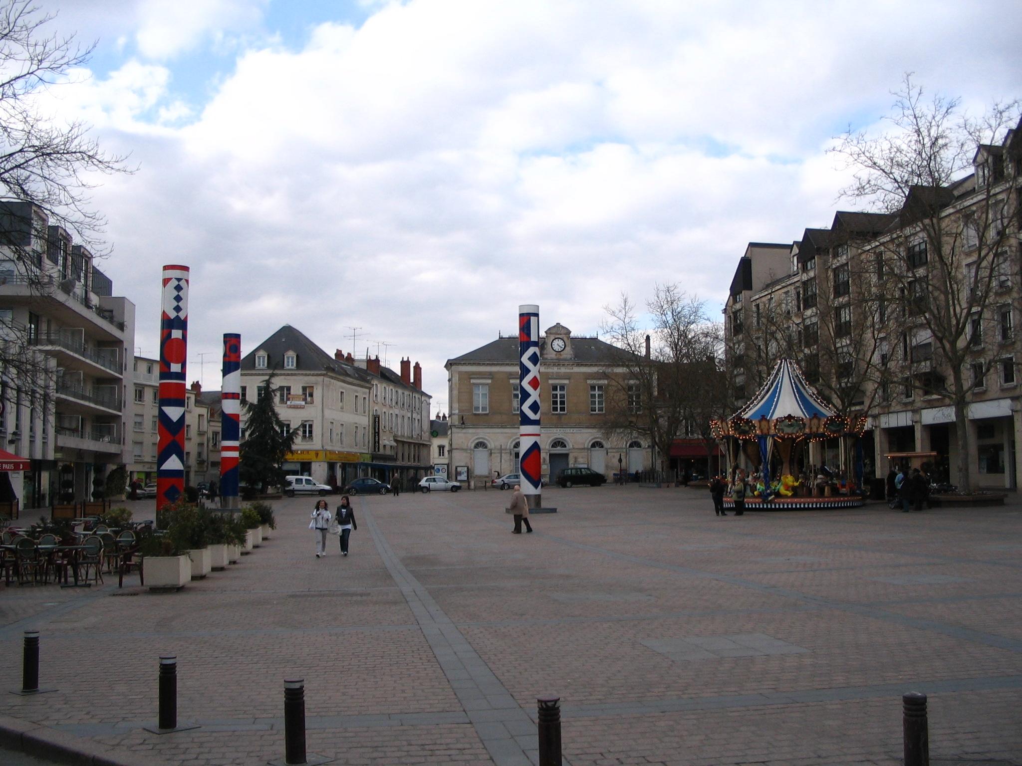 Ville De Chatearoux Photo