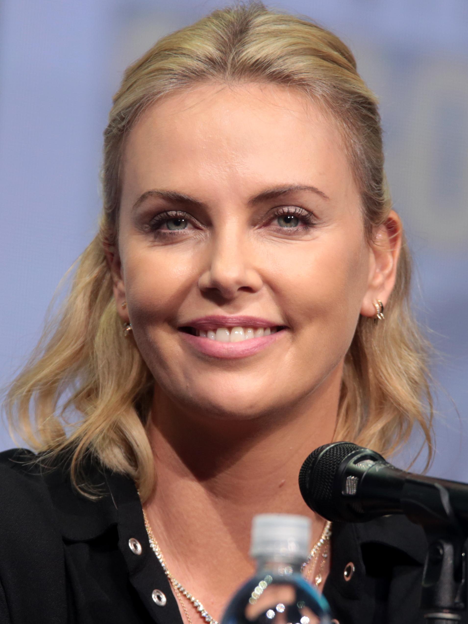 Charlize Theron - Wikiquote