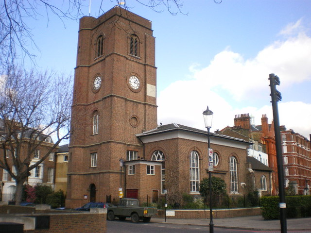 Chelsea Old Church, Cheyne Walk - geograph.org.uk - 1569945