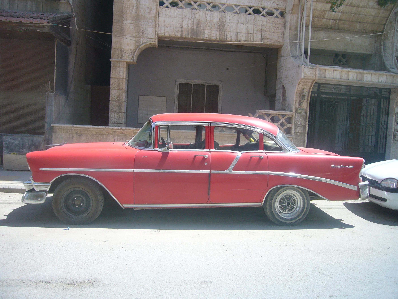 FileChevrolet Bel Air 4 door Sedan 1956.jpg & File:Chevrolet Bel Air 4 door Sedan 1956.jpg - Wikimedia Commons