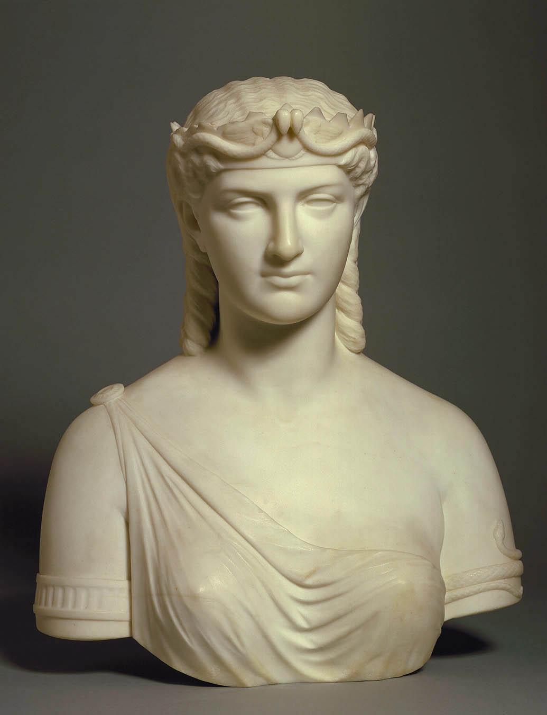 Cleopatra, Margaret Foley, 1876
