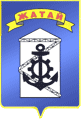 Coat of arms of Zhatay.png