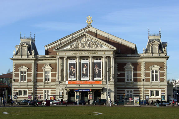 Catch a lunchtime concert at Concertgebouw, totally budget travel friendly.