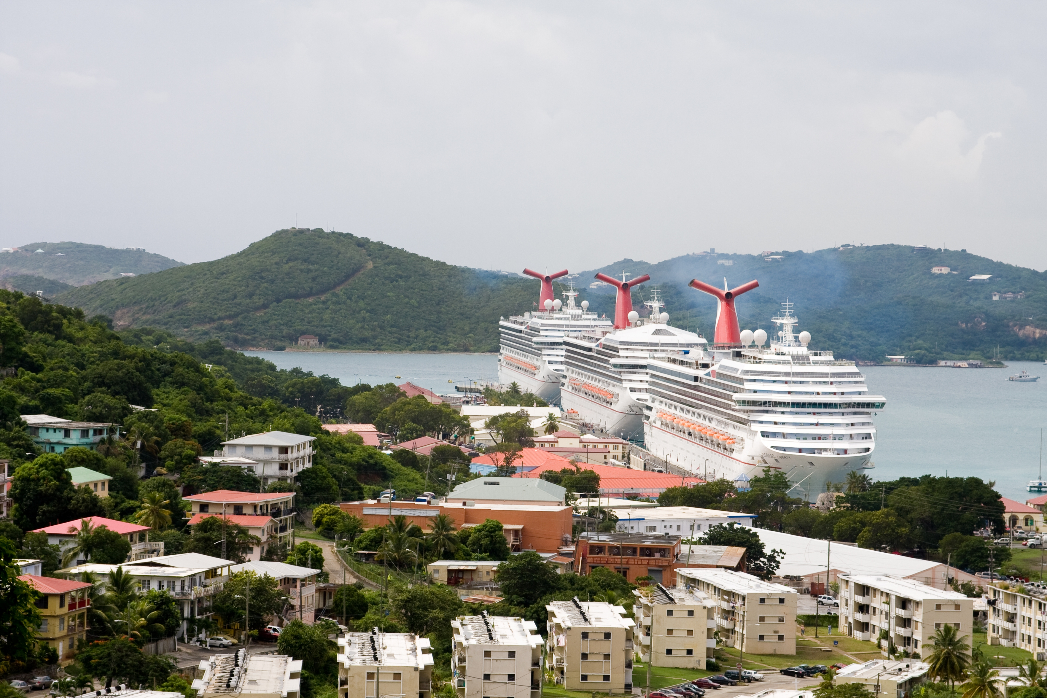 Cruise Us Virgin Islands Vacation