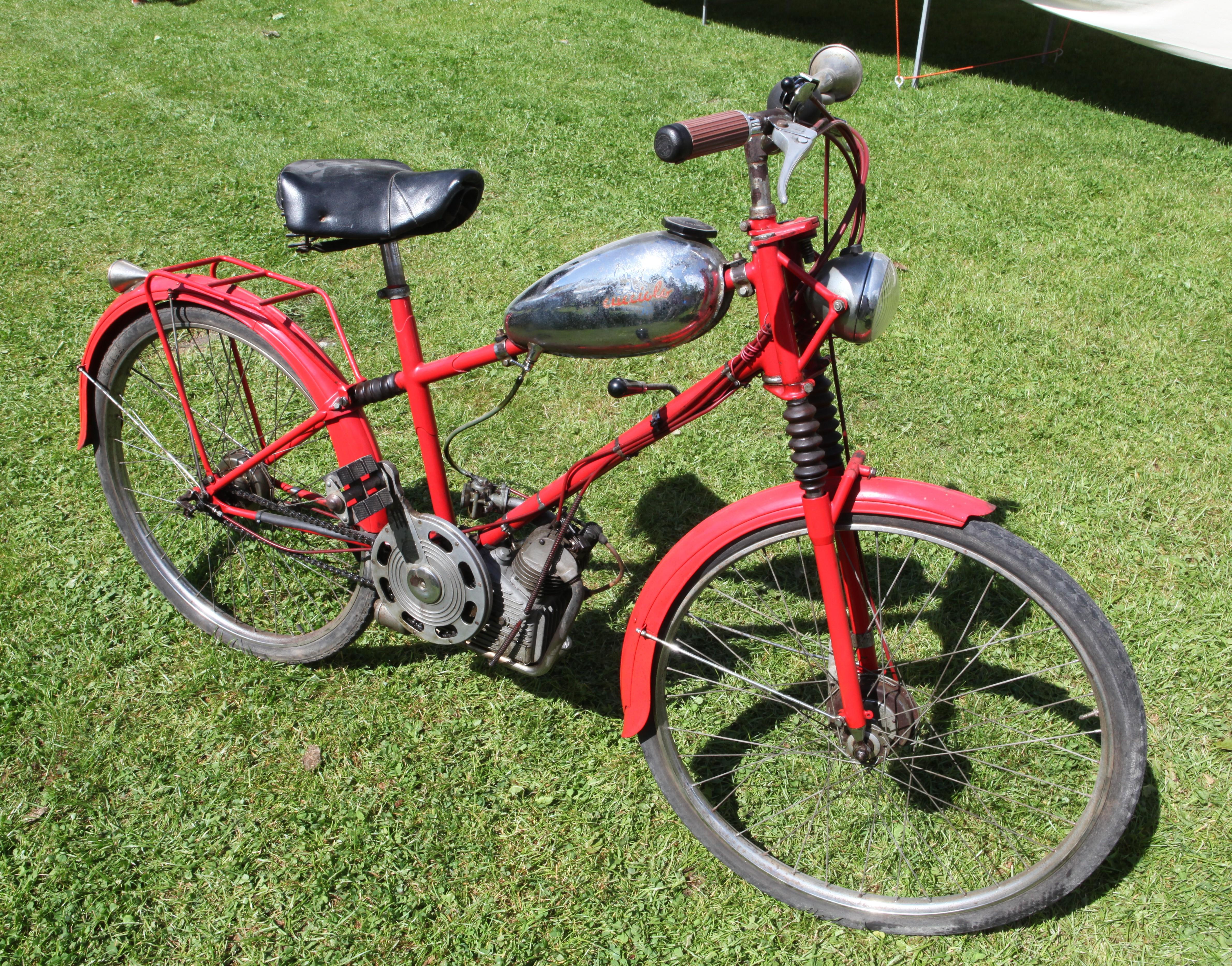 Ducati Cucciolo For Sale