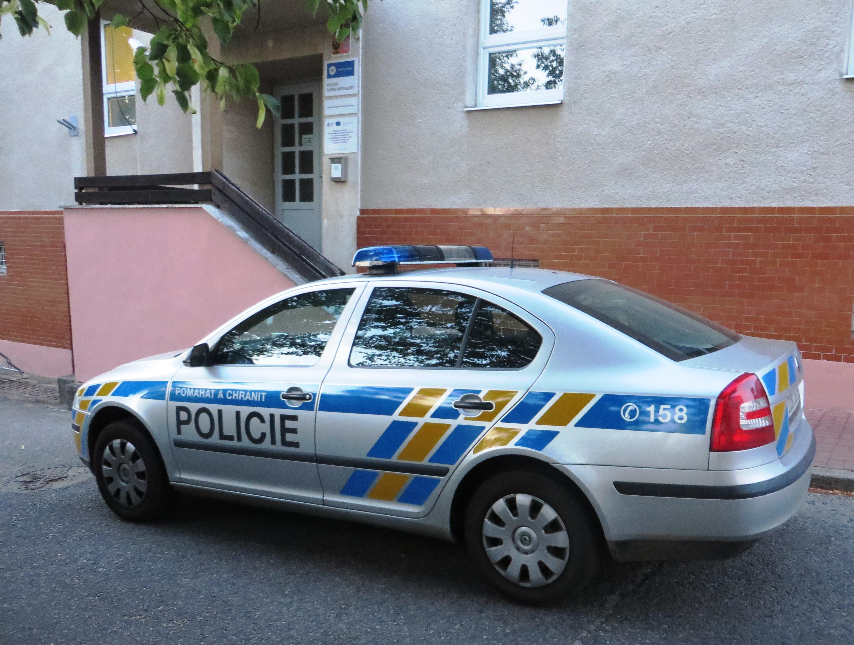 Auto Sale Czech Republic: File:Czech Republic Police Car 03.JPG