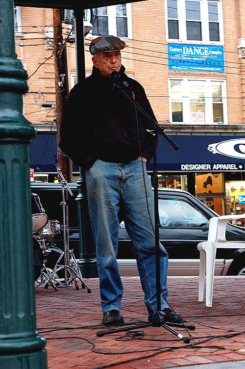 Portrait of Daniel Berrigan