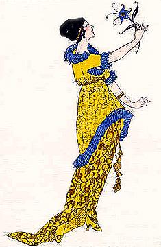 Doucet gown