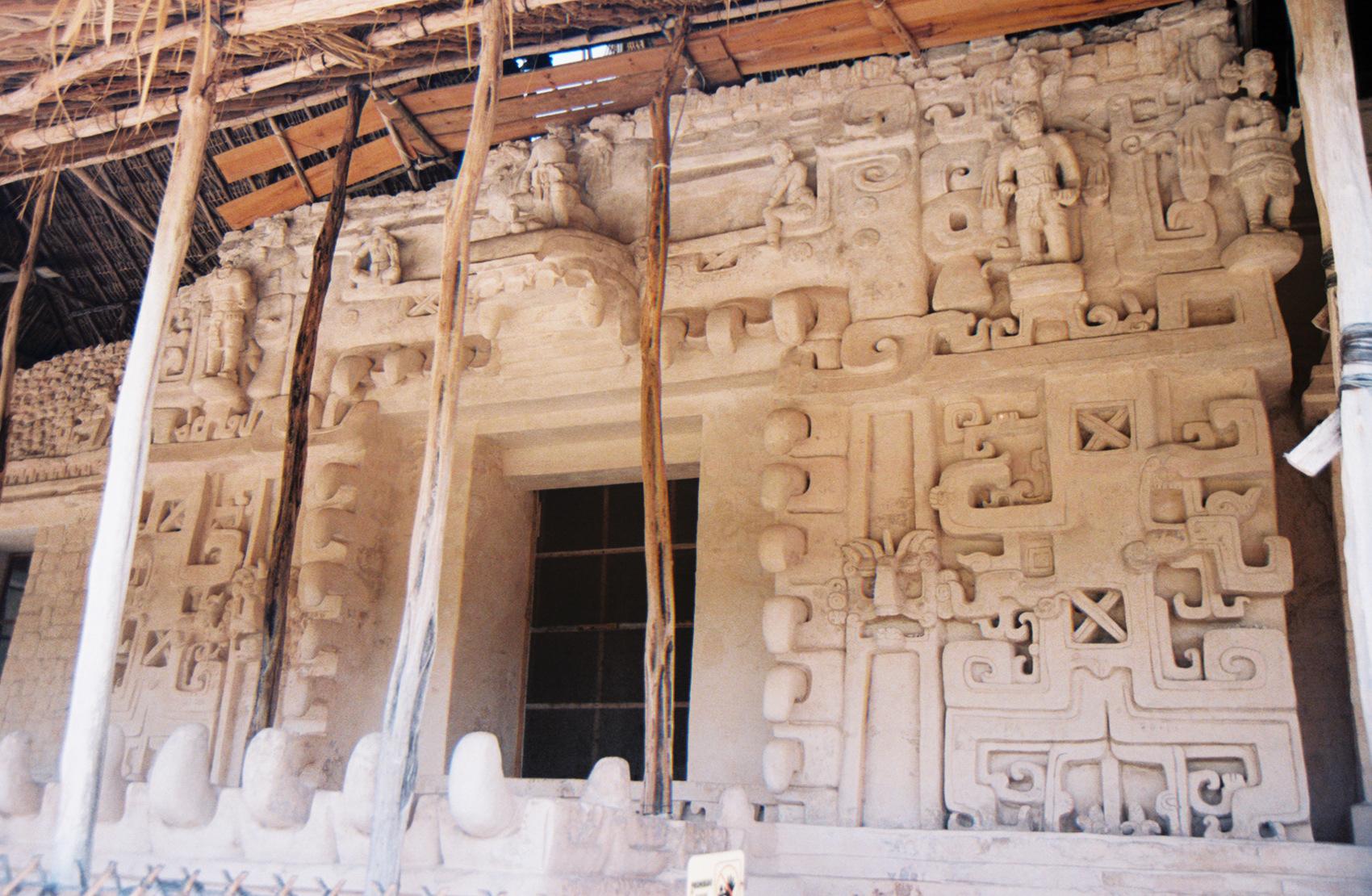 facahda de acropolis