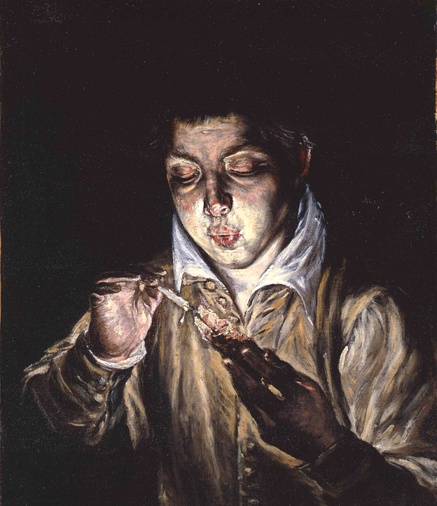 Famous Painting By El Greco