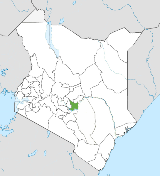 فائل:Embu County location map.png