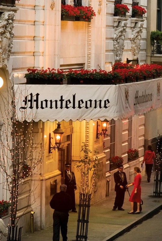 Hotels In New Orleans >> Hotel Monteleone - Wikipedia