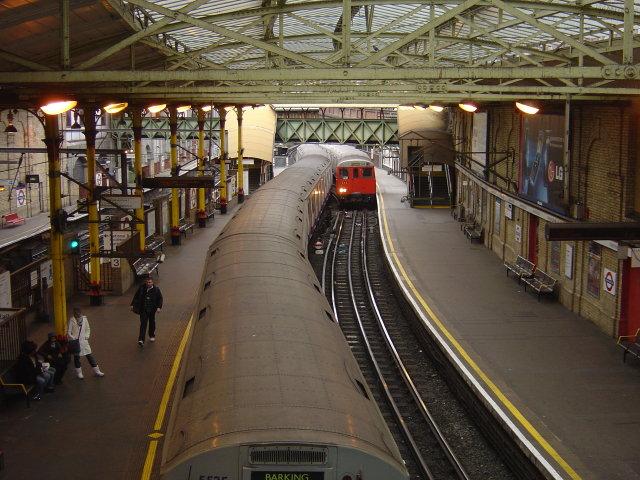 Farringdon Station - geograph.org.uk - 721667