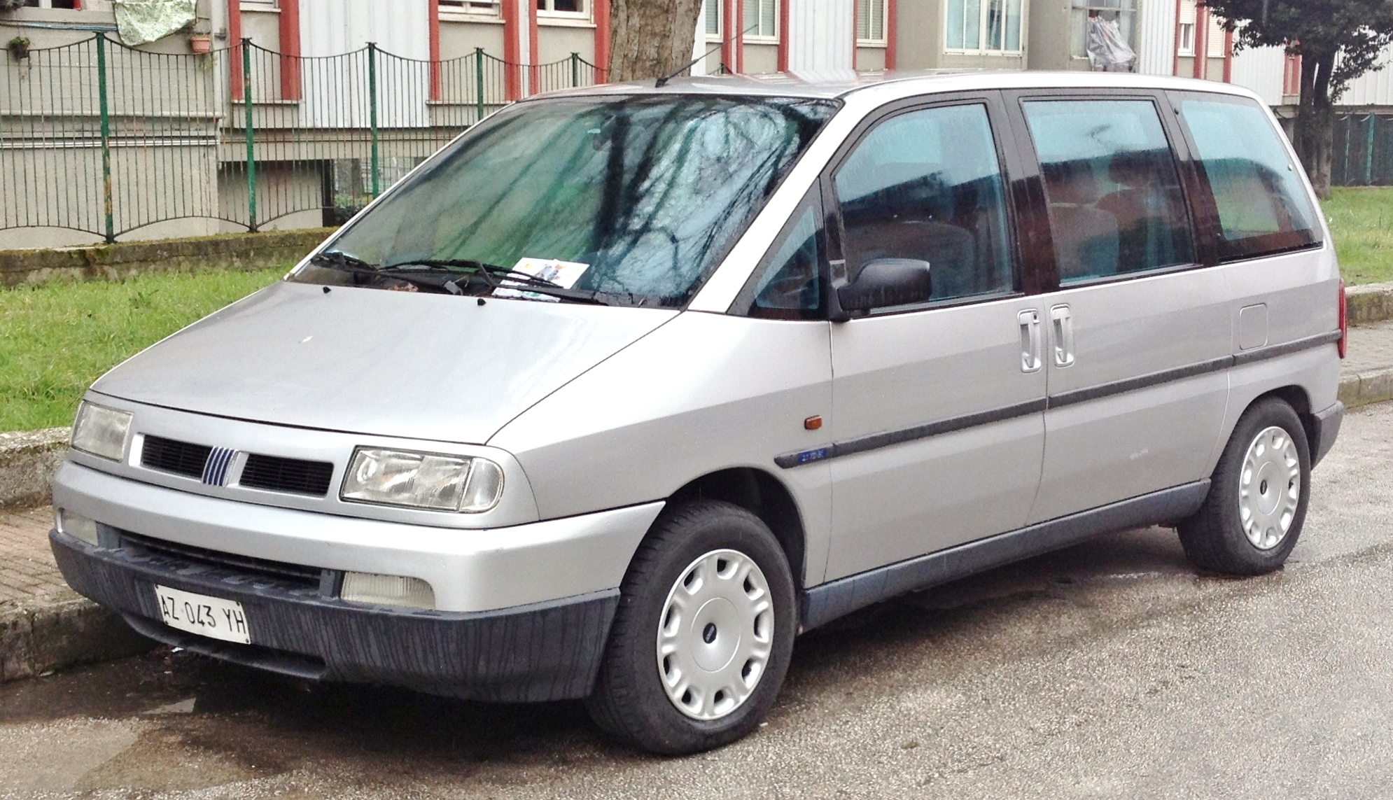 File Fiat Ulysse 2 1 Td Jpg Wikimedia Commons