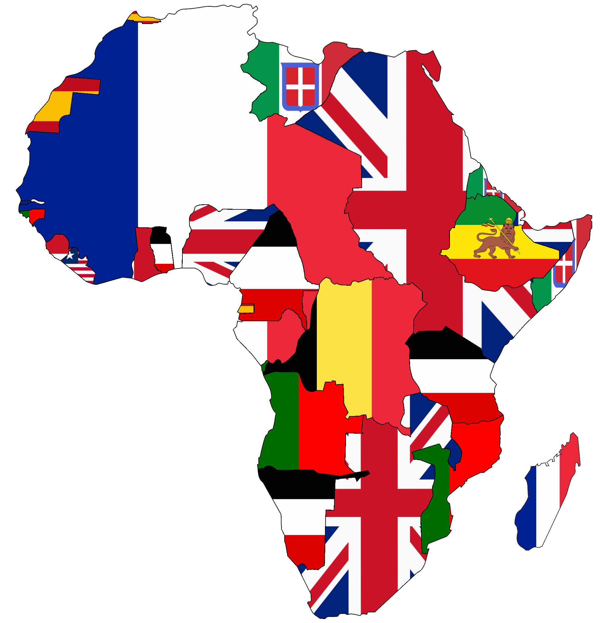 File:Flag map of Colonial Africa (1913).png   Wikimedia Commons