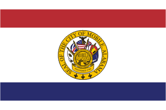 קובץ:Flag of Mobile, Alabama.png