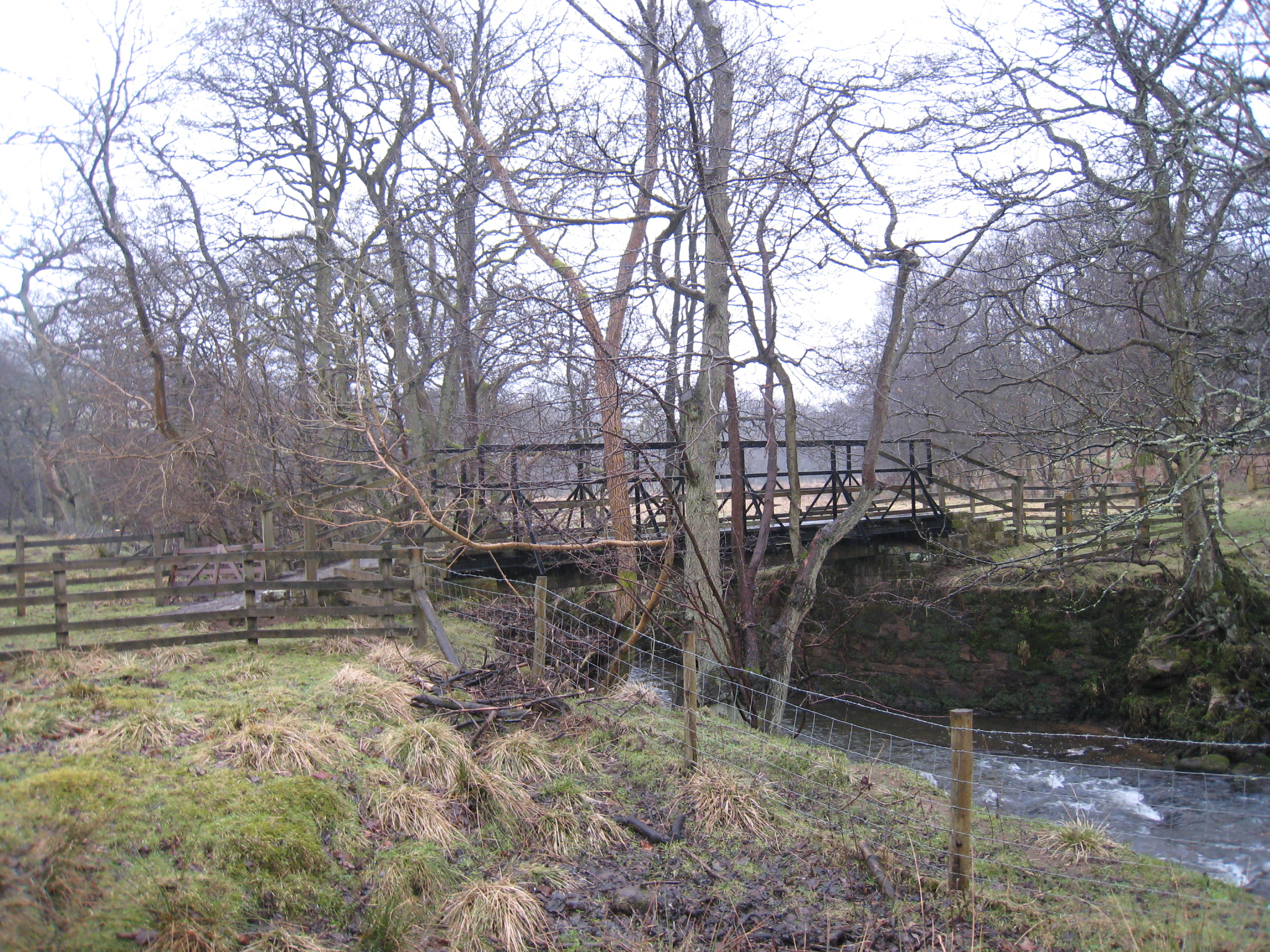Bilsdale footbridge