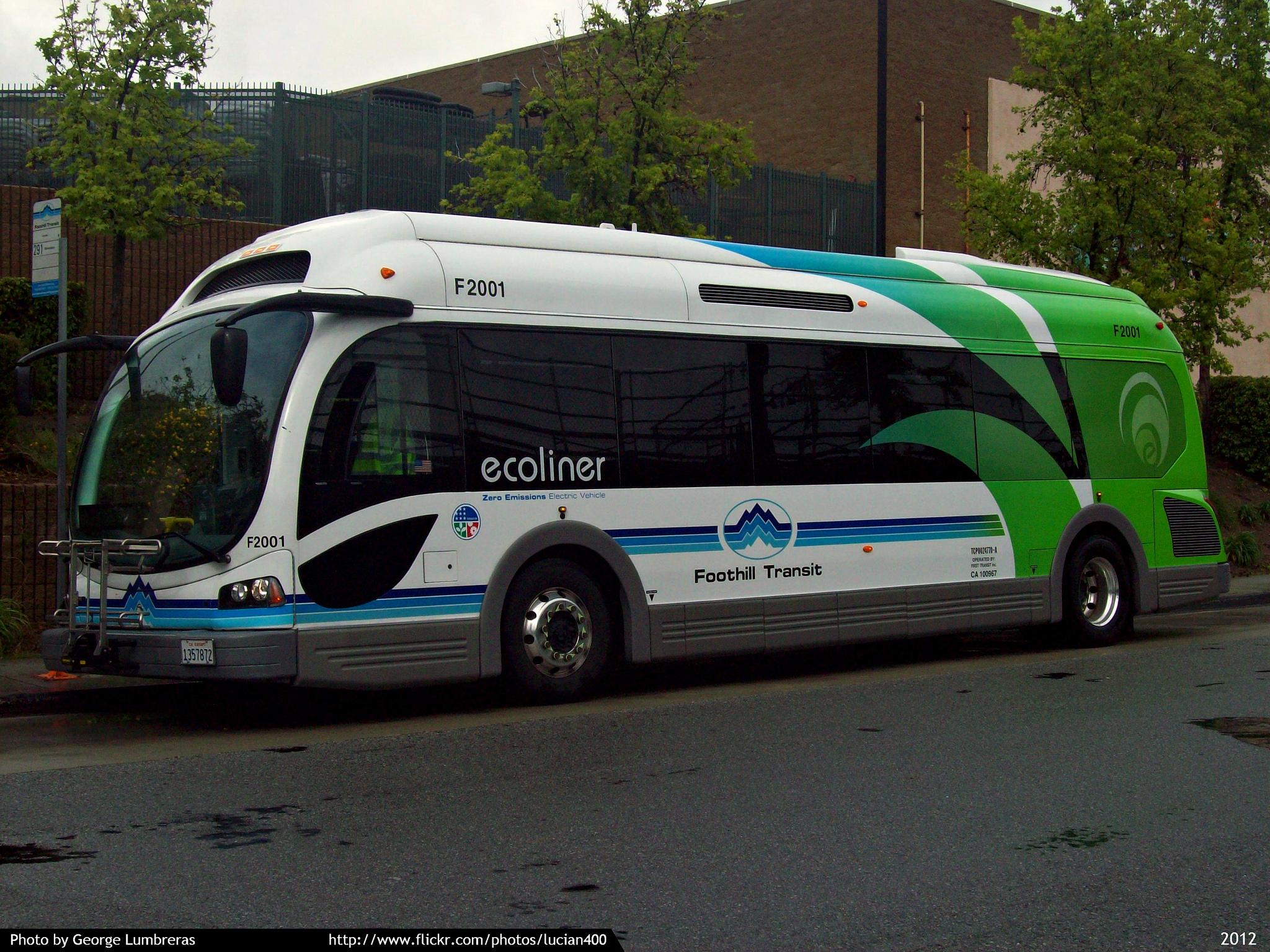 Foothill Transit Wikipedia Autos Post