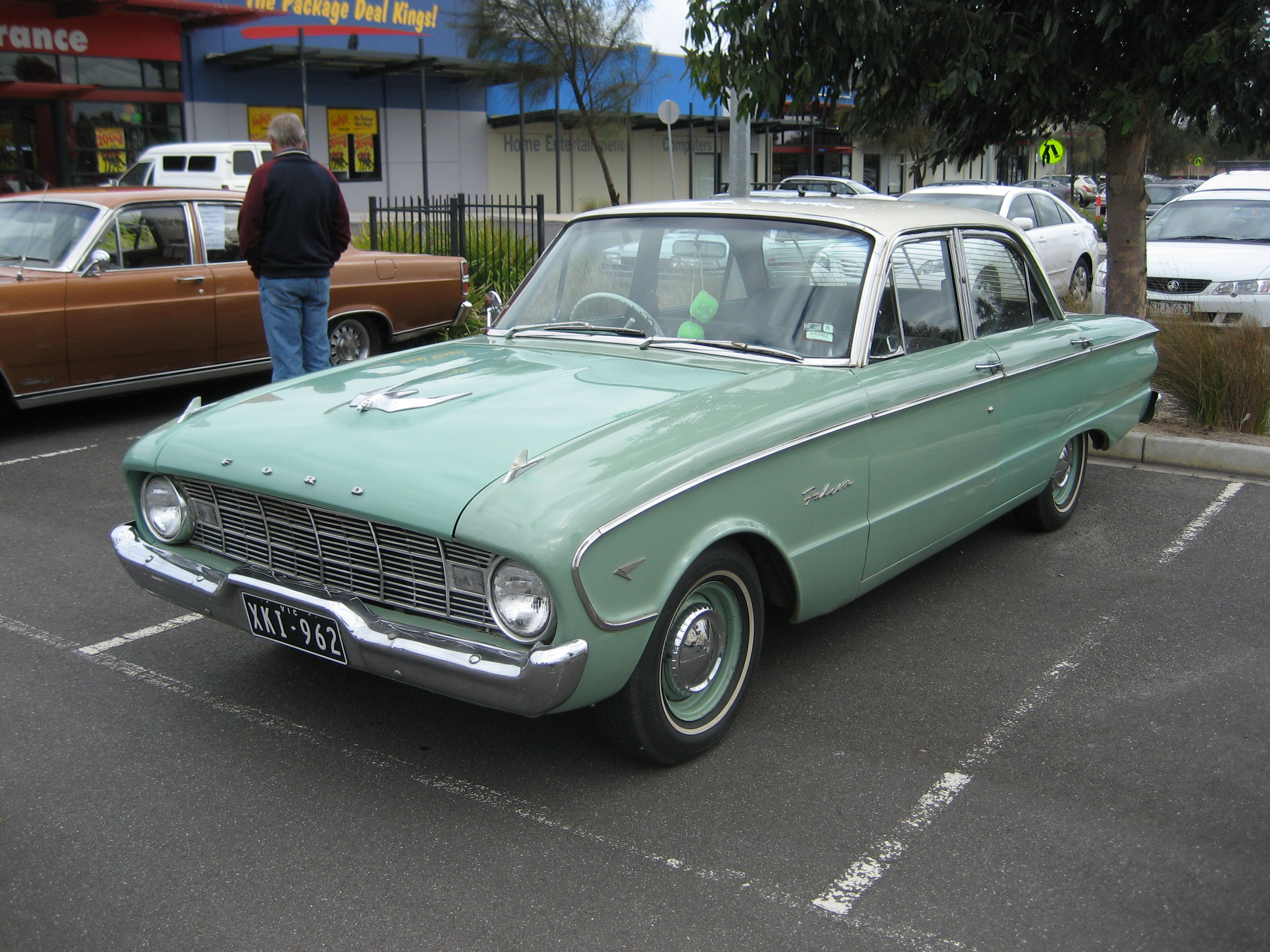 Ford Falcon Xk Wikiwand