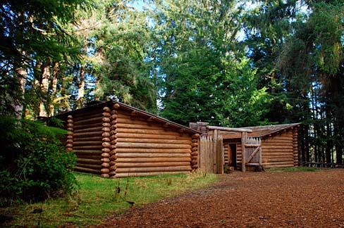 File Fort Clatsop Clatsop County Oregon Scenic Images