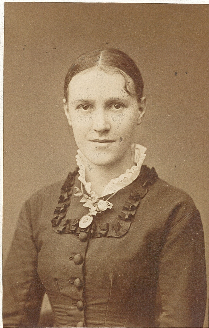 Image of Charlotte Barth from Wikidata