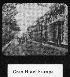 <i>Un célebre especialista sacando muelas en el gran Hotel Europa</i> 1897 film
