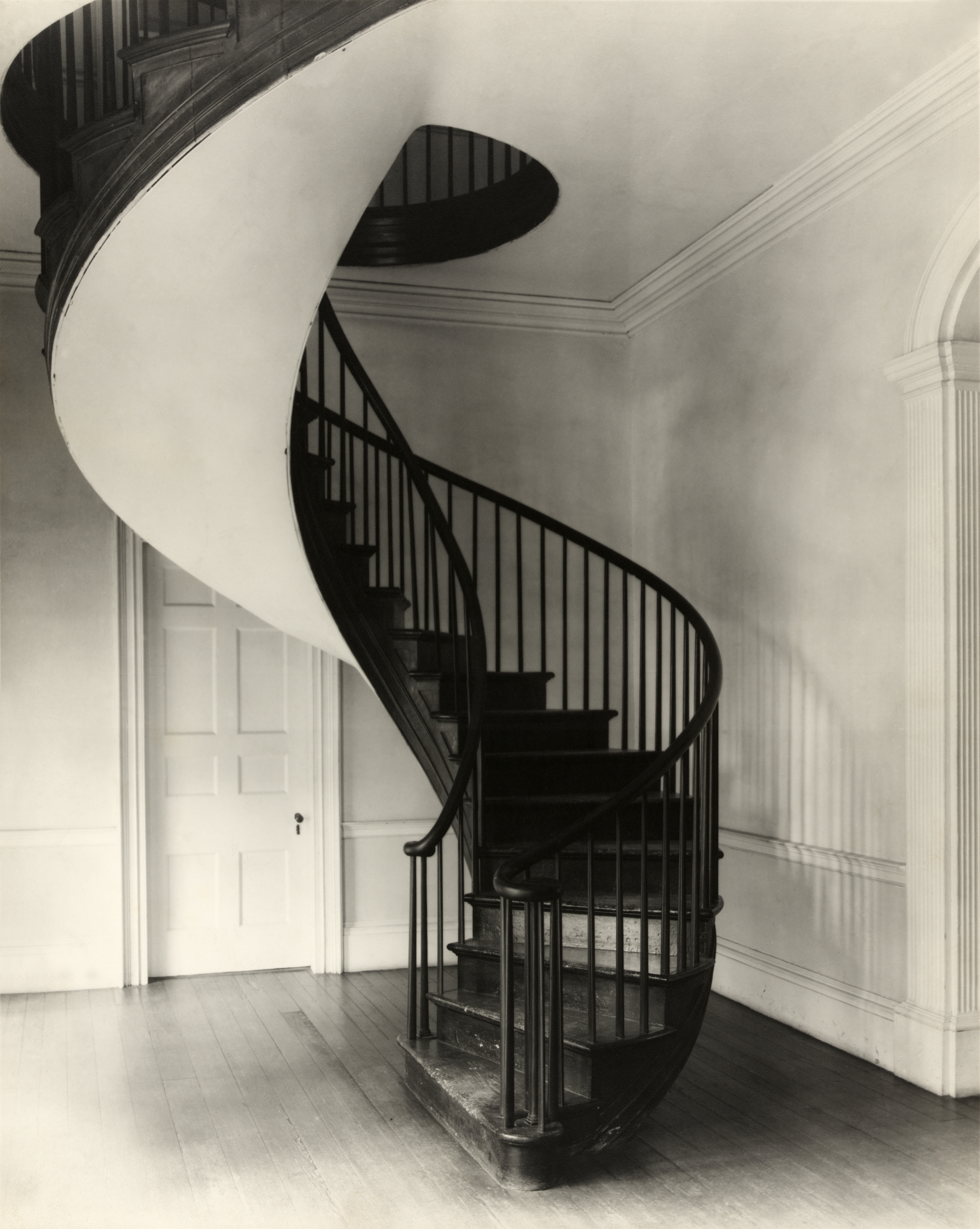 File Frances Benjamin Johnston Spiral Staircase Auburn