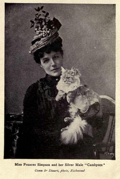 Afbeeldingsresultaat voor Frances Simpson