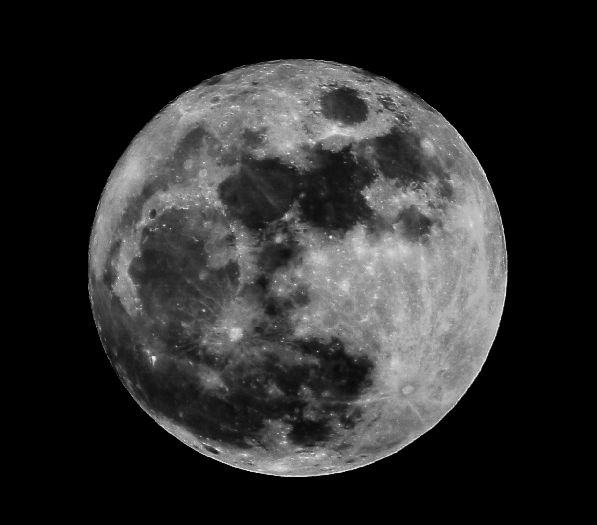 Full Moon: A Full Moon On Winter's Eve Jul 8, 2019