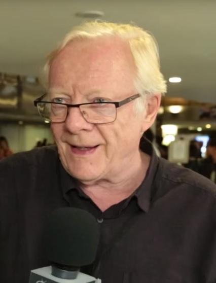 Göran Therborn in 2015