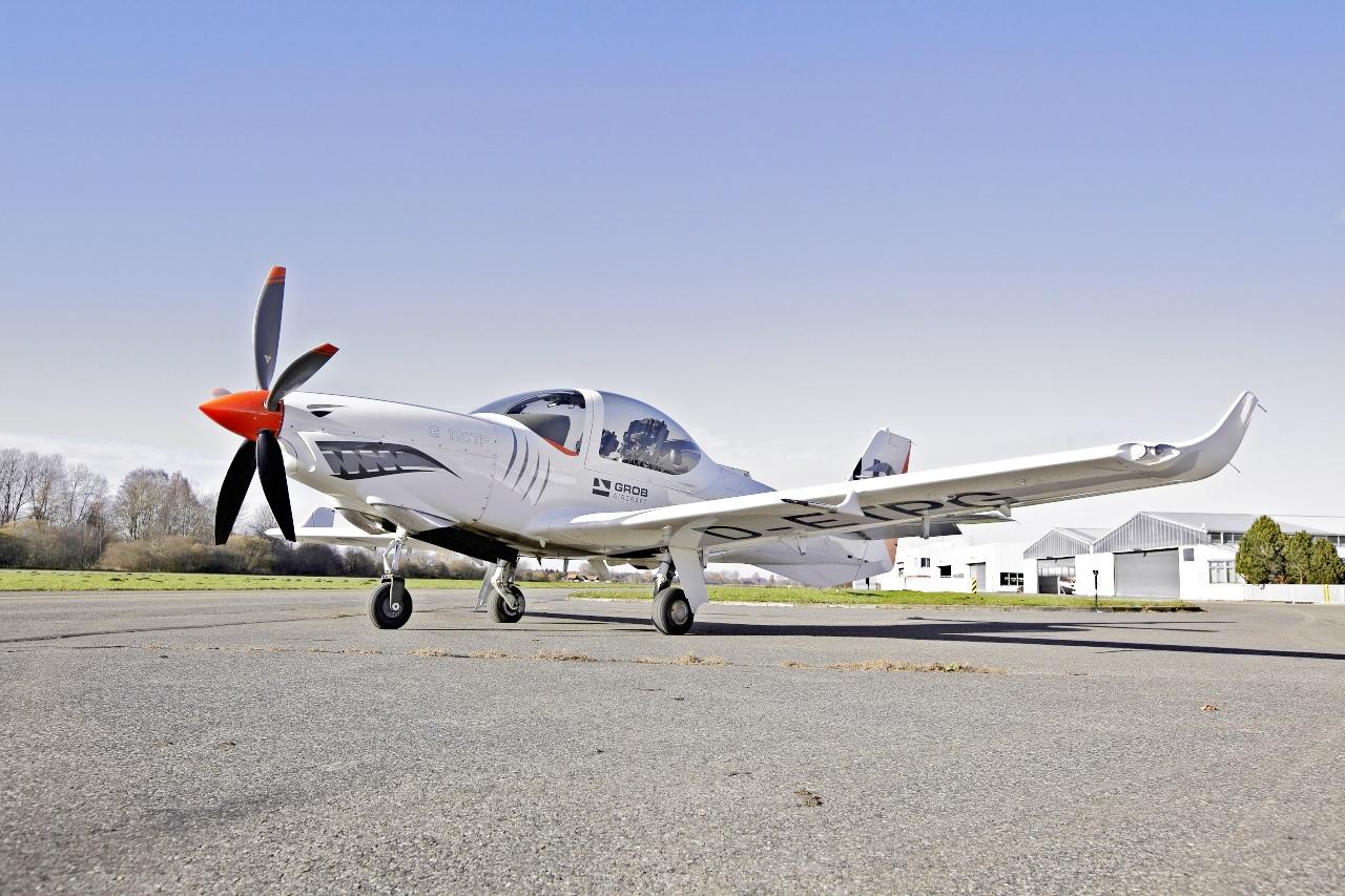 Grob G 120TP G 120tp Grob Aircraft