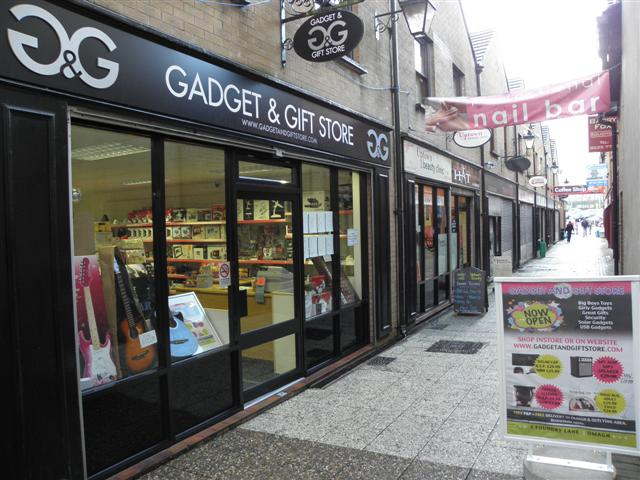 File Gadget And Gift Store Omagh Geograph Org Uk 1566528 Jpg Wikimedia Commons