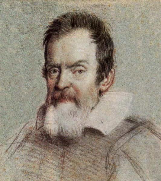 Galileo technikou vědecké metody učinil významné objevy ve fyzice a astronomii.