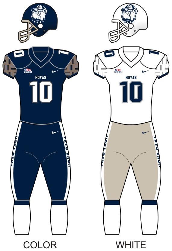 2020 Georgetown Hoyas football team - Wikiwand