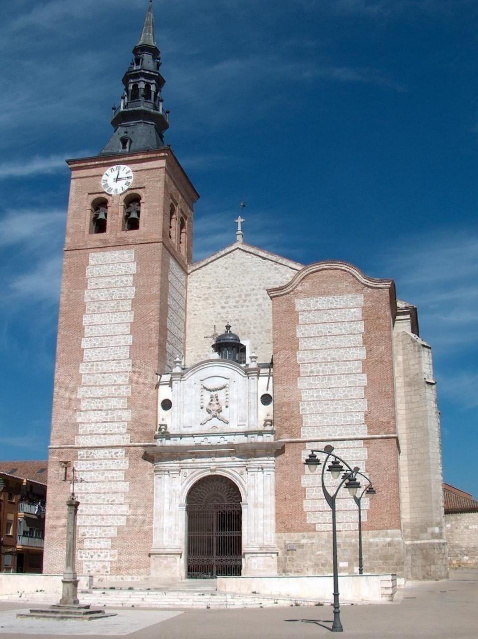 catedral de la magdalena getafe wikipedia la