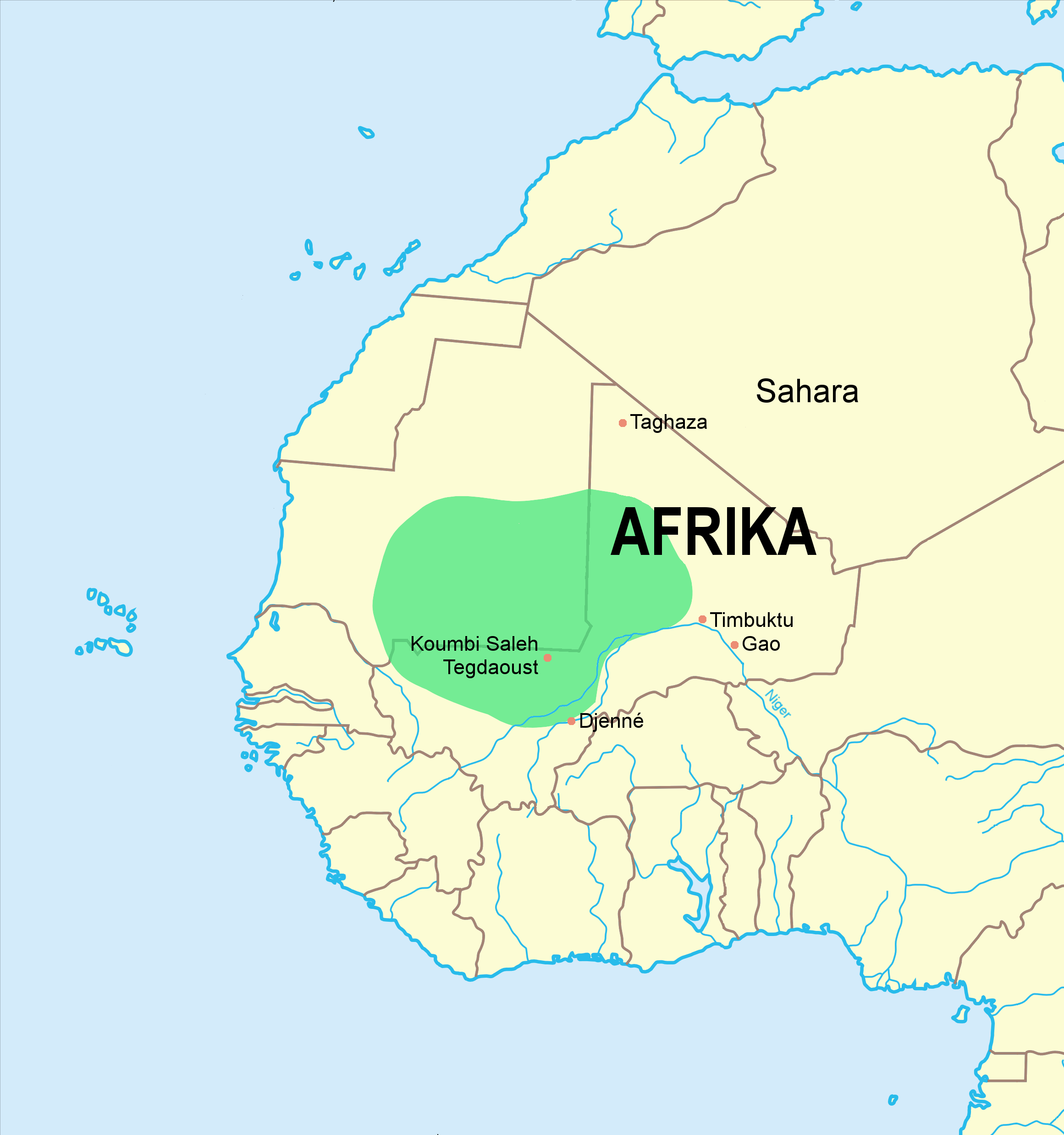 Pictures Of The Empire Of Ghana 39