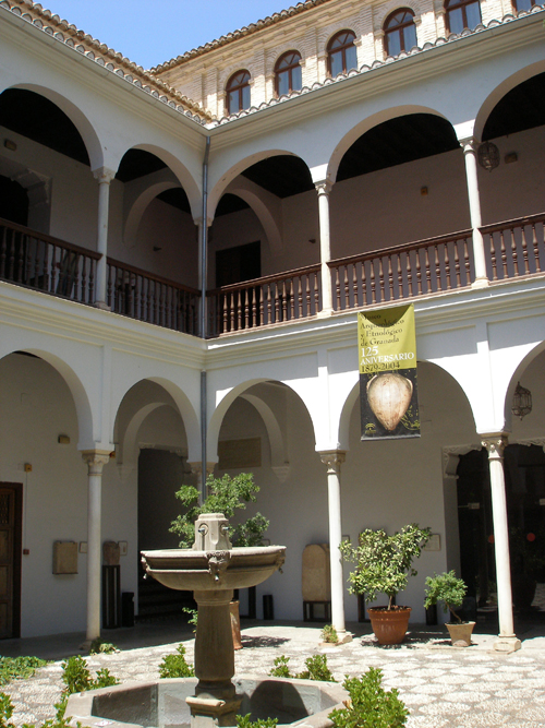 Museu arqueol gico de granada wikip dia a enciclop dia for Casa relax granada