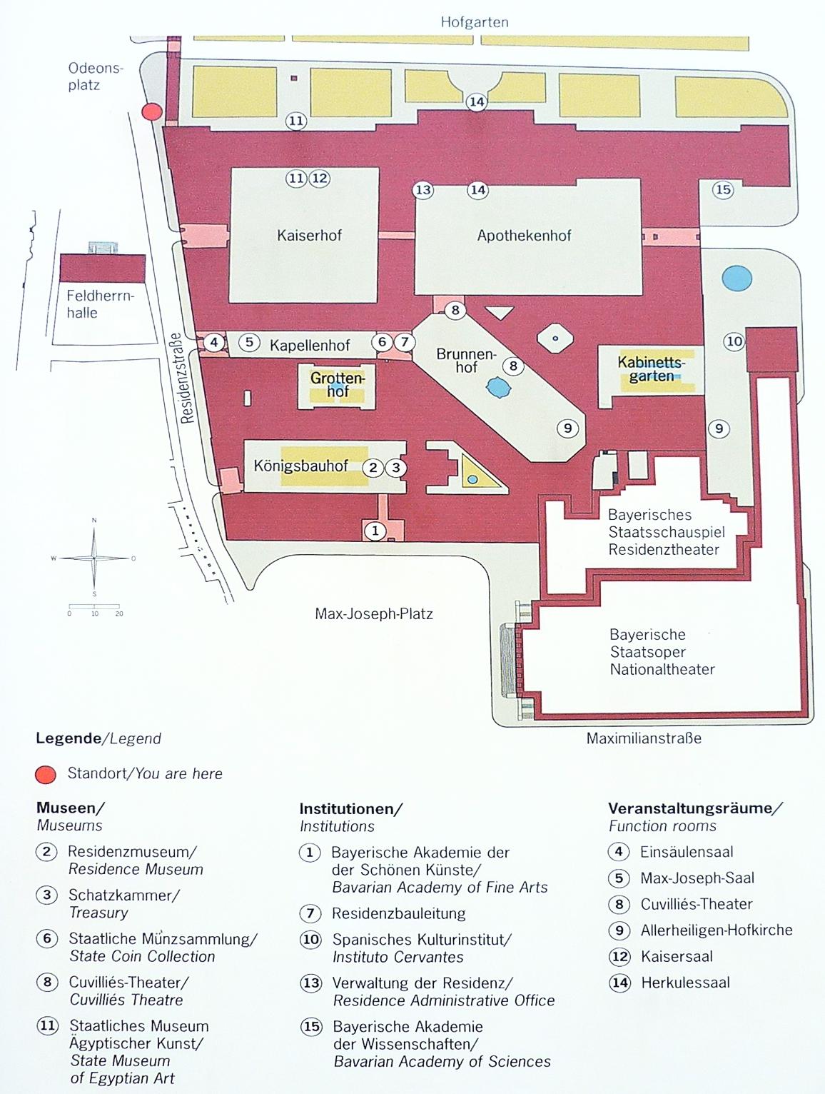 Munich Residenz Wikipedia