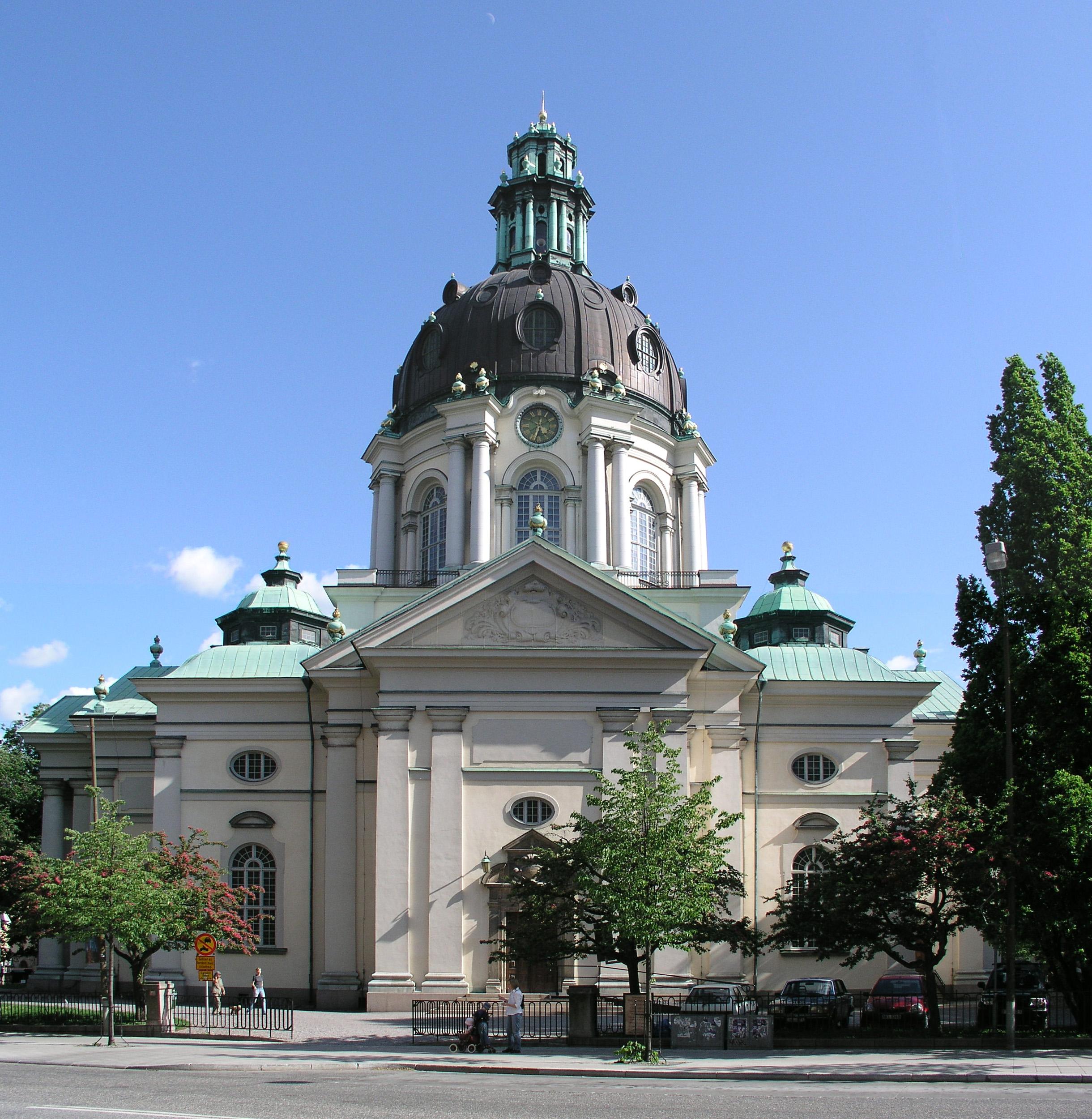 Bild av Gustaf Vasa kyrka