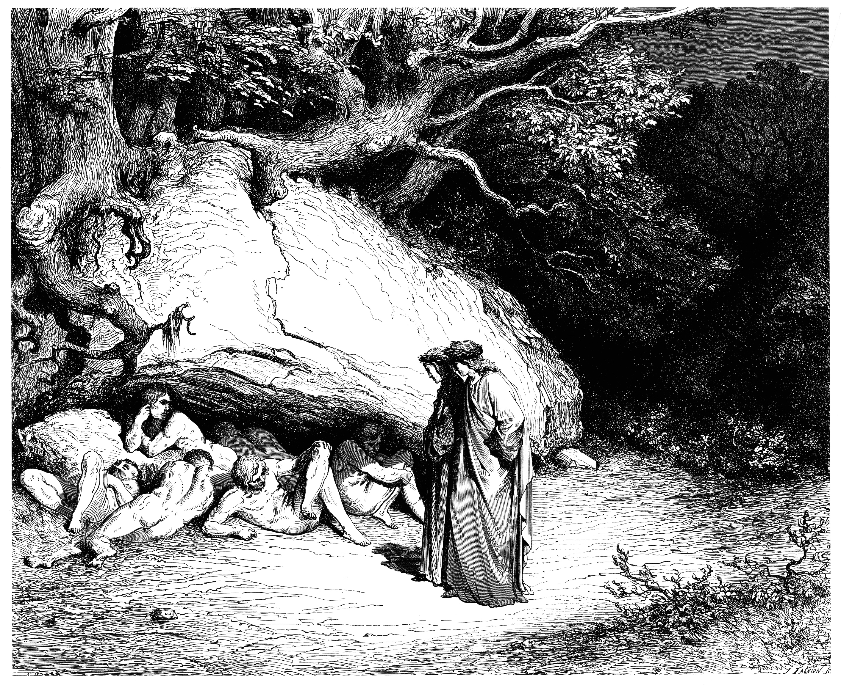 analysis of the concept of christianity in the inferno by dante alighieri Robert royal's dante alighieri: divine comedy  rodney j payton also aims for accessibility in a modern reader's guide to dante's inferno  christianity today strengthens the church by richly .