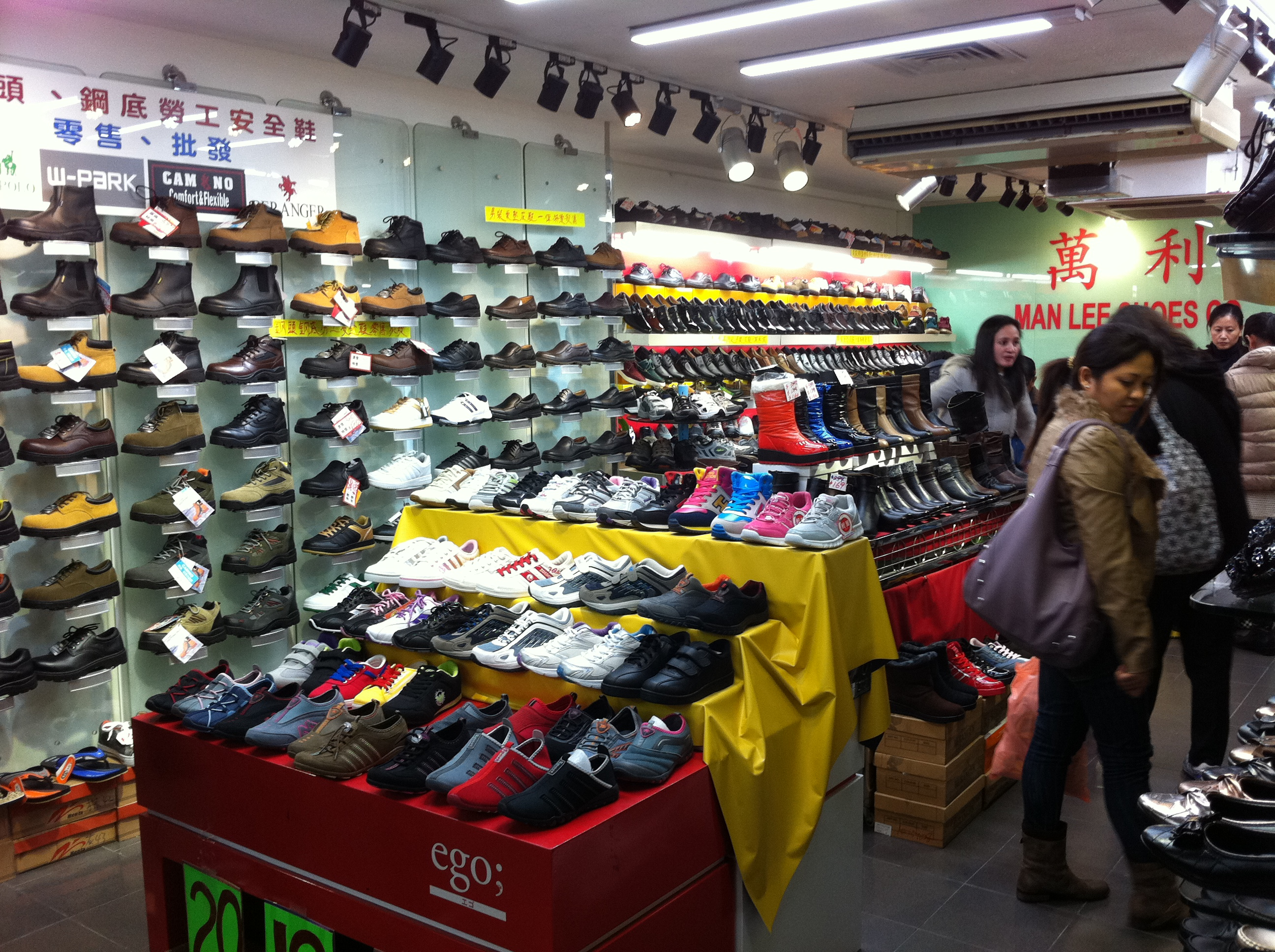 Sports Shoes Stores In Miami