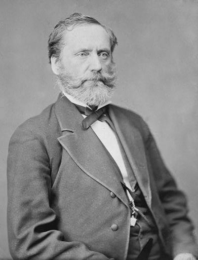 [[Mathew Brady|Brady]]-[[Levin Corbin Handy|Handy]] photo circa 1875. Library of Congress.