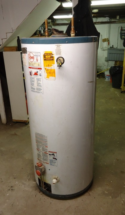 Hot Water heater installation services