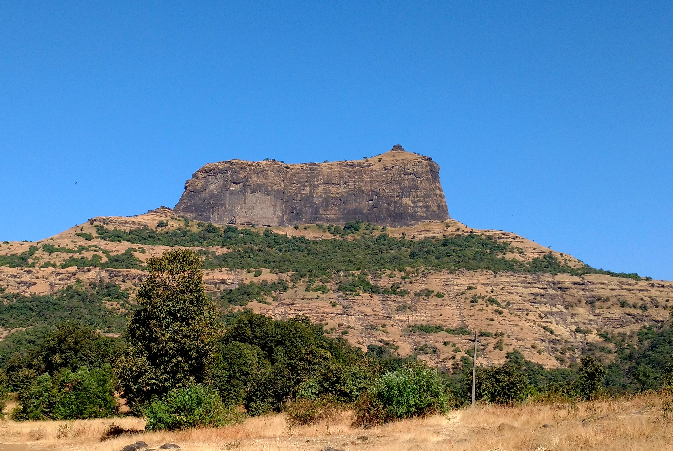 Harihar Fort Wikipedia
