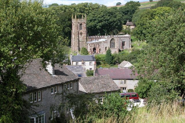 Hartington church - geograph.org.uk - 307218