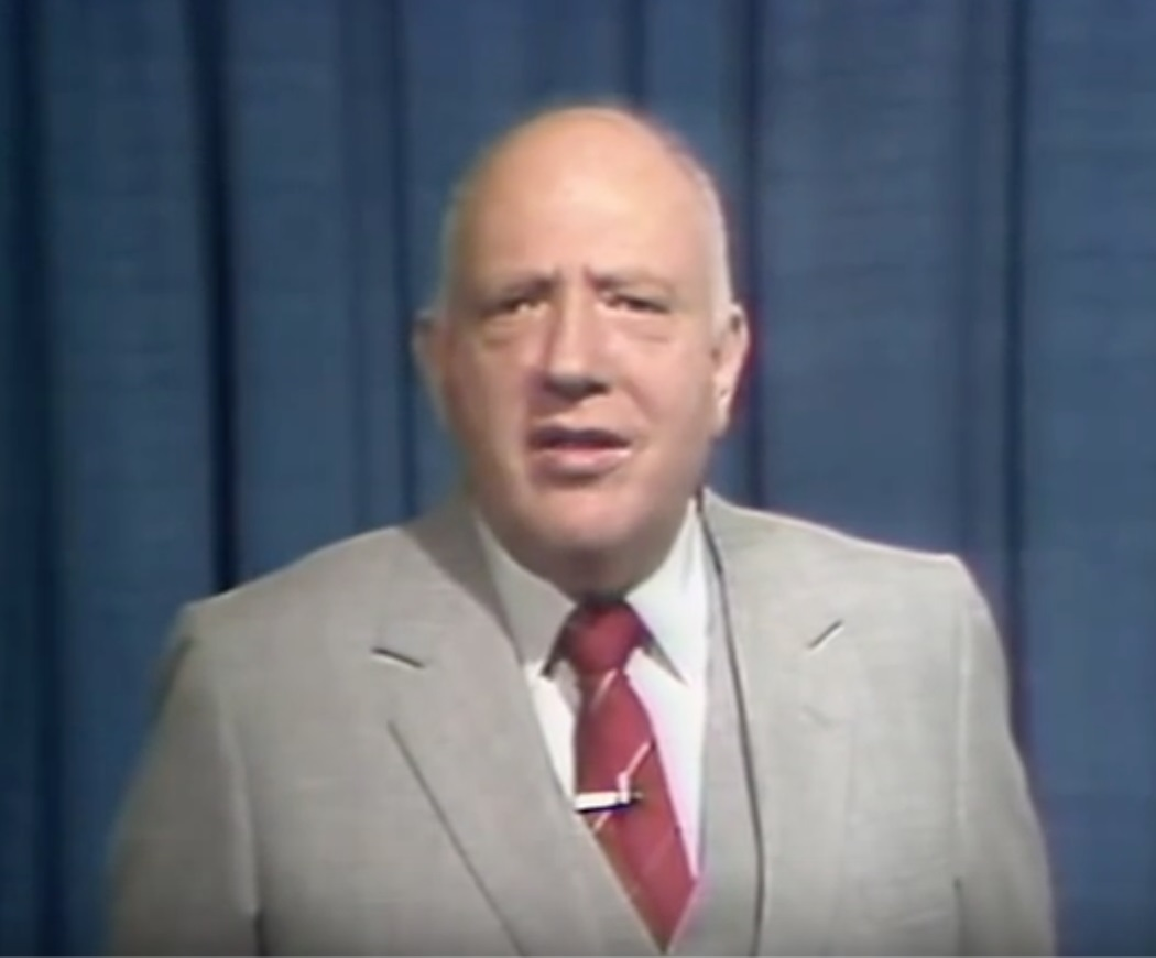 Gross on video, Gateways to Mathematics (1985)