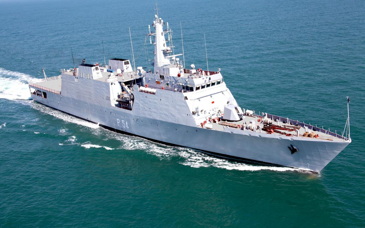 Saryu-class patrol vessel - Wikipedia