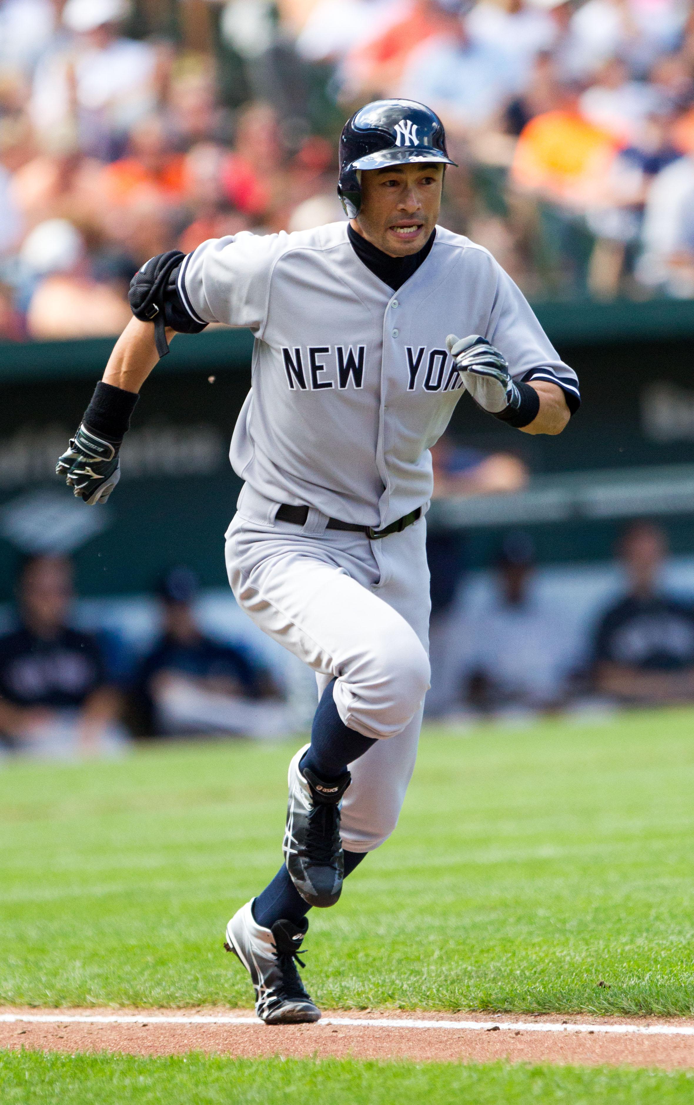 File:Ichiro Suzuki on September 9, 2012.jpg - Wikimedia Commons